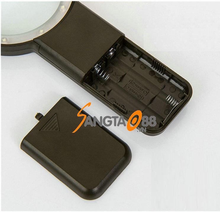 Kính lúp cầm tay có đèn K1288