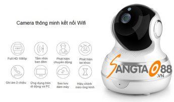 Đặc điểm của camera wifi TY-1080P-F3