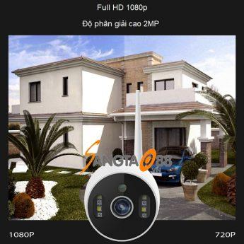 Chi tiết camera wifi TY-1080P-V7