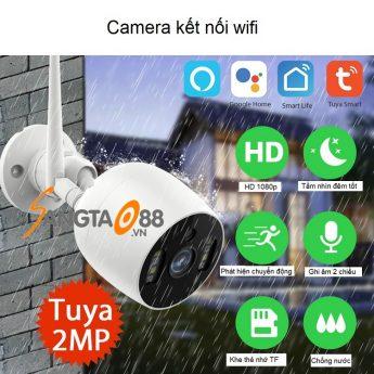 Đặc điểm của camera wifi TY-1080P-V7