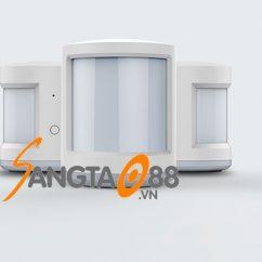 Báo động cảm biến hồng ngoại qua điện thoại kết nối wifi ZB-Pir-2