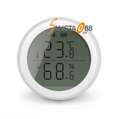 Đồng hồ đo nhiệt độ, độ ẩm báo qua điện thoại