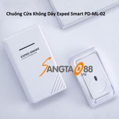 Chuông cửa không dây Exped Smart PD-ML-02