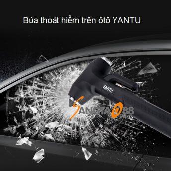Búa thoát hiểm trên ô tô YANTU