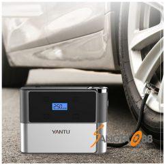 Máy bơm lốp xe ô tô di động YANTU