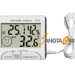 Máy đo nhiệt độ, độ ẩm DC103