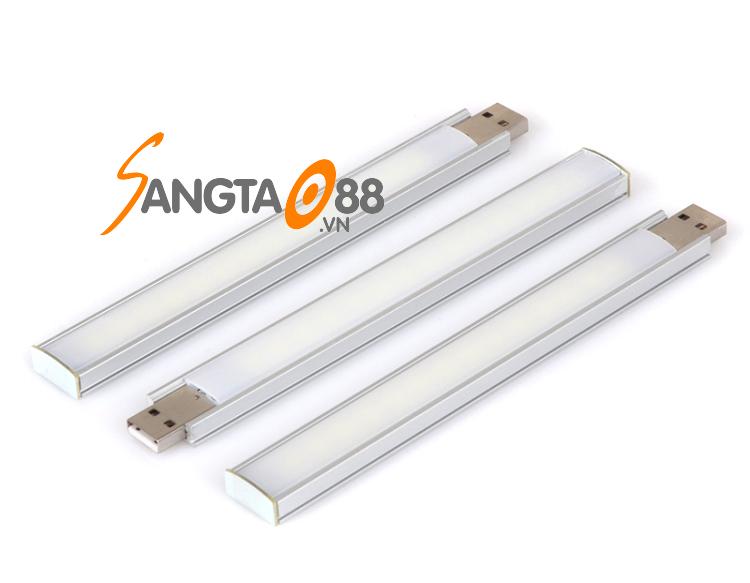 Đèn 21 led cảm ứng chạm cắm USB