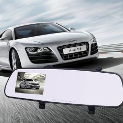Camera hành trình kiêm gương chiếu hậu FS309L