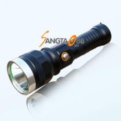 Đèn pin siêu sáng LED X10 T6