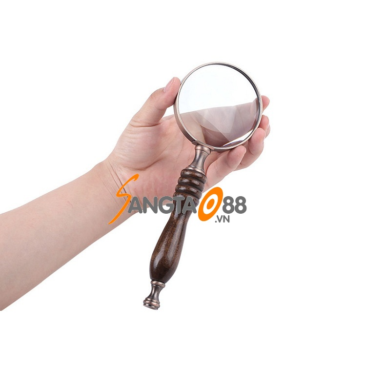 Kính lúp 10X72mm cầm tay
