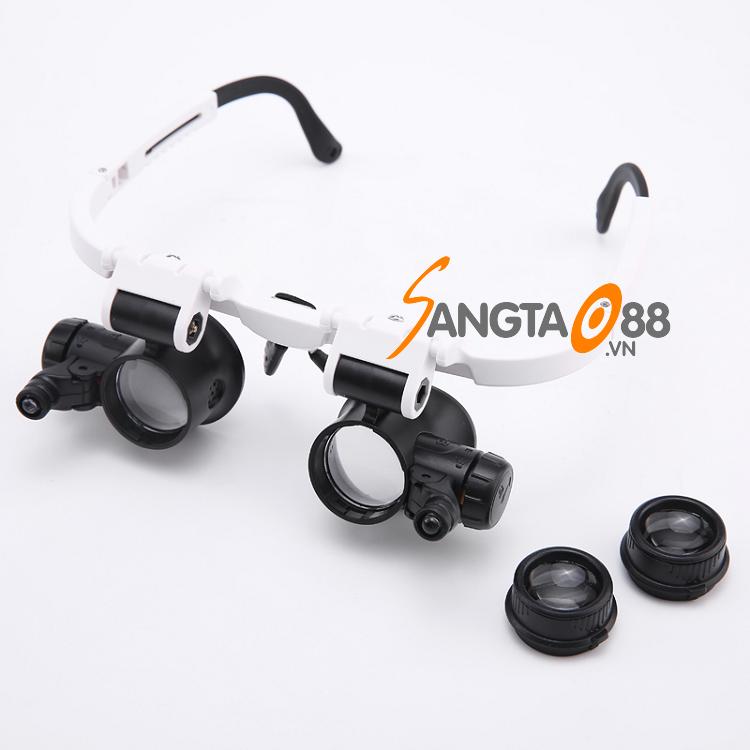 Kính lúp đeo mắt V7 9892H-1