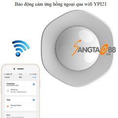 Báo động cảm ứng hồng ngoại qua wifi YPI21
