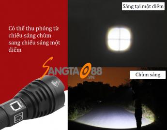 Đèn pin siêu sáng XHP90