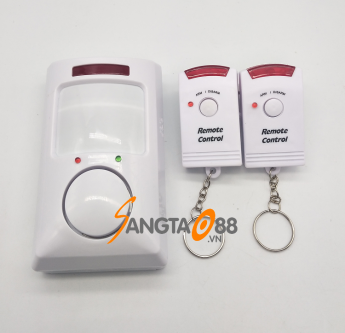 Báo động chống trộm cảm biến hồng ngoại có ĐKTX V3