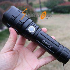 Đèn pin siêu sáng X15-T40