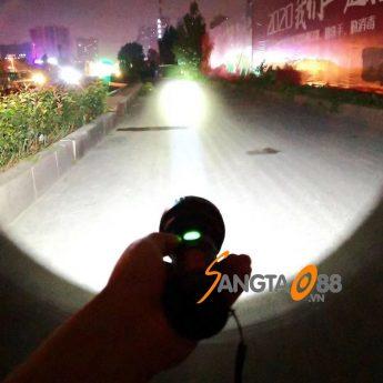Đèn pin siêu sáng công suất lớn X16
