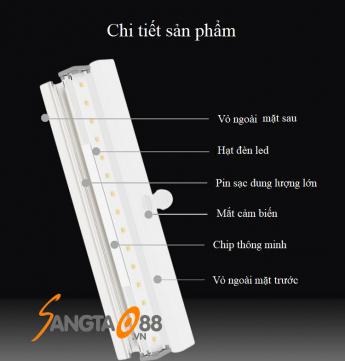 Đèn led cảm ứng hồng ngoại ITNL502
