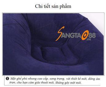 Ghế sofa bơm hơi Senyoubao TH6026